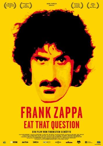 Frank Zappa – Eat that Question (OmU)