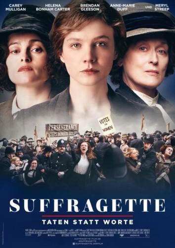 Suffragette (OmU, VHS)