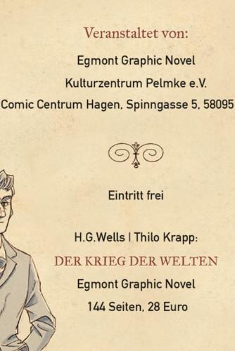 Thilo Krapp – Der Krieg der Welten (Buchpräsentation)
