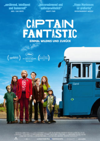 Captain Fantastic OPEN-AIR
