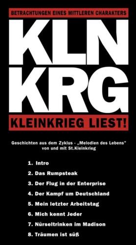 St. Kleinkrieg liest… feat. Rolf Möller