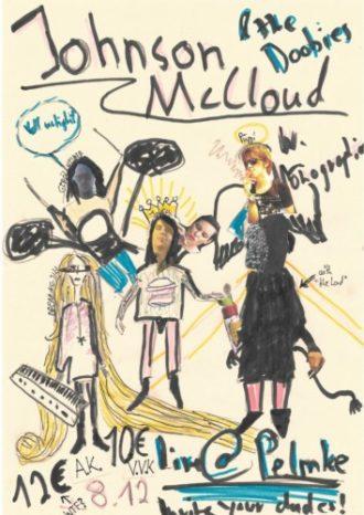 Johnson Mc Cloud & the Doobies + Monographic