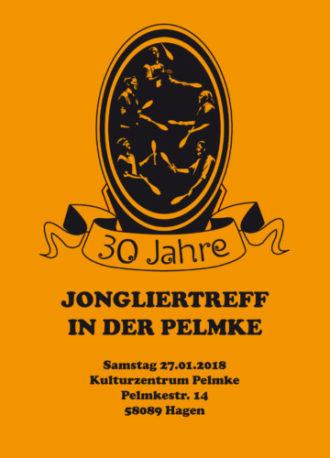 30 Jahre Jonglage Treff – Offener Jongliertreff mit Workshops