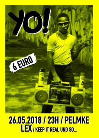 YO! – Hip Hop Disco
