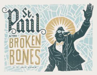 St. Paul and the Broken Bones