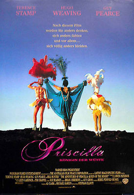 Priscilla – Königin der Wüste (homovie)