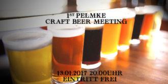 1st Pelmke – Craft Beer Meeting