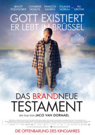 Das brandneue Testament (Kirche und Kino)