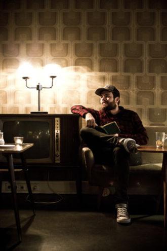 Patrick Salmen – Genauer betrachtet sind Menschen auch nur Leute