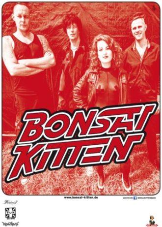 Bonsai Kitten + The Mad Moiselles