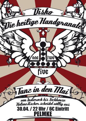 Die Heilige Handgranate