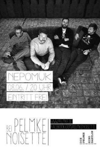 Pelmke Noisette mit Nepomuk