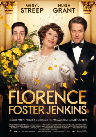 Florence Foster Jenkins OPEN-AIR