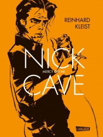 Reinhard Kleist liest aus CAVE