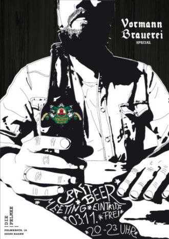 Craft Beer Meeting – Vormann special