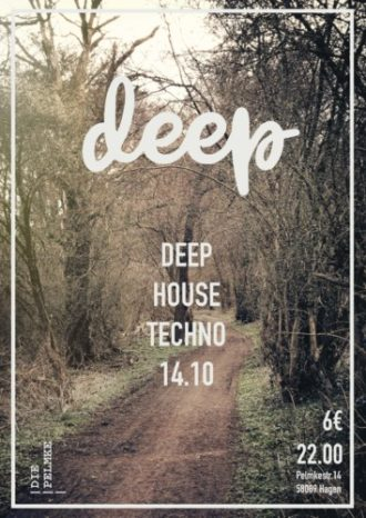 DEEP – Techno Party