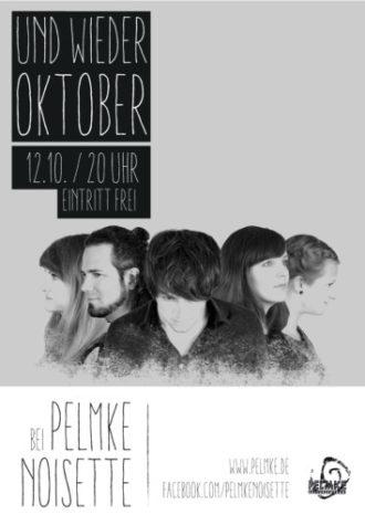 Und wieder Oktober – Pelmke Noisette