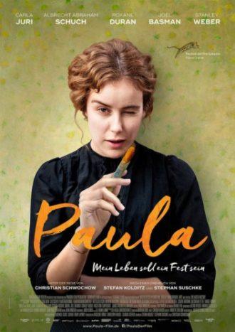Paula – Mein Leben soll ein Fest sein (im Emil Schumacher Museum!)
