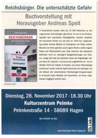 Reichsbürger – Die unterschätzte Gefahr