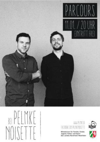 Pelmke Noisette mit Parcours