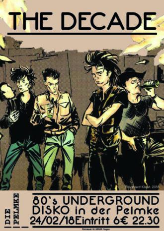 The Decade – 80´s Underground Disko