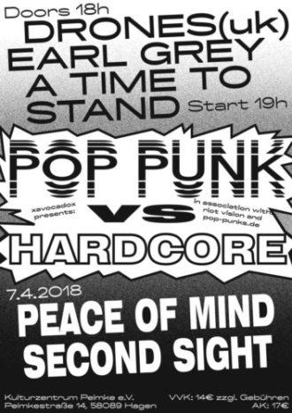 -FÄLLT AUS- XAVOCADOX presents Pop-Punk vs Hardcore