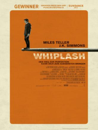 Whiplash (VHS, OmU)