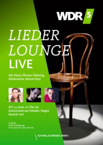 WDR 5 Liederlounge mit Murat Kayi
