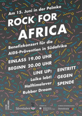 Rock for Africa – Benefizkonzert