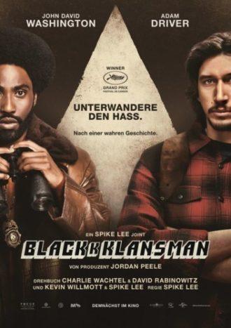 Blackkklansman (OmU)