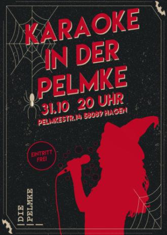 Scary-oke // Karaoke Party an Halloween