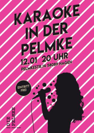 Karaoke Party in der Pelmke
