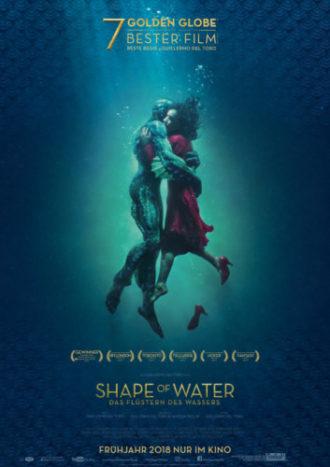 Shape of Water – Das Flüstern des Wassers  (OmU)