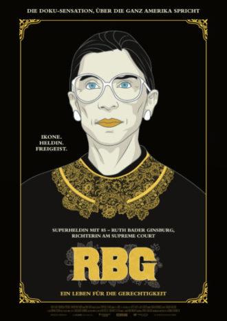 RBG – Ein Leben für die Gerechtigkeit (OmU)