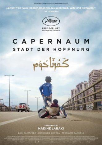 Capernaum – Stadt der Hoffnung