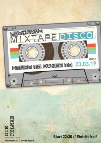 Mixtape – Disco: Pop  & Wave
