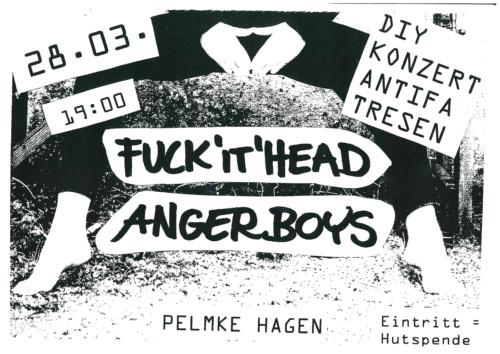 DIY – Konzert & Antifa Tresen