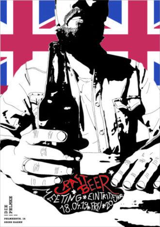 Craft Beer Meeting – Großbritannien Spezial