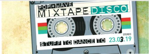Mixtape – Disco: Pop  & Wave