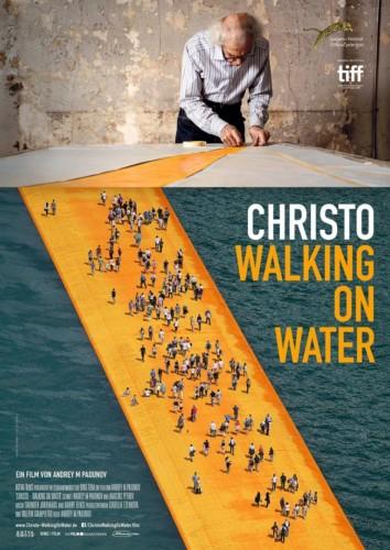 Christo – Walking on Water (OmU)