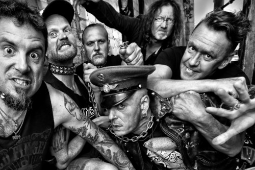 "The Idiots ""Schweineköter"" – Tour //  Support: Scumfuck Outlaws + Dipsomania"