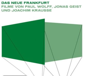 Das neue Frankfurt – Modernes Wohnen für die Massen