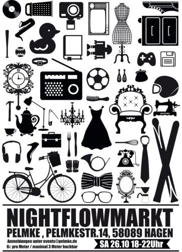 Nightflowmarkt – Nachttrödel
