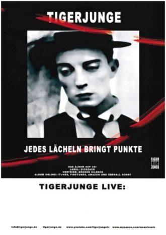 DIY Konzert & Antifa Tresen: Tigerjunge + Die Leere im Kern Deiner Hoffnung