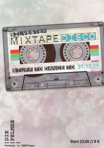 Mixtape-Silversterparty