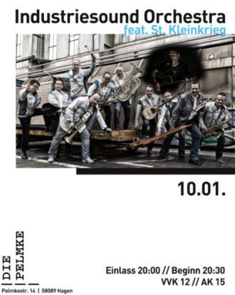 Industriesound Orchestra feat. St. Kleinkrieg