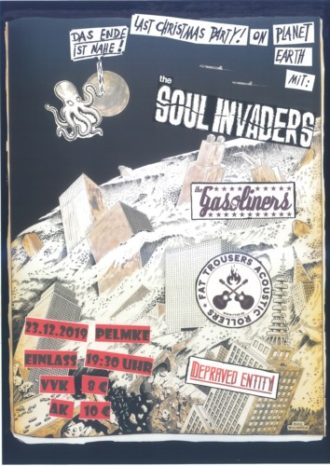 Soul Invaders X-Mas Party!