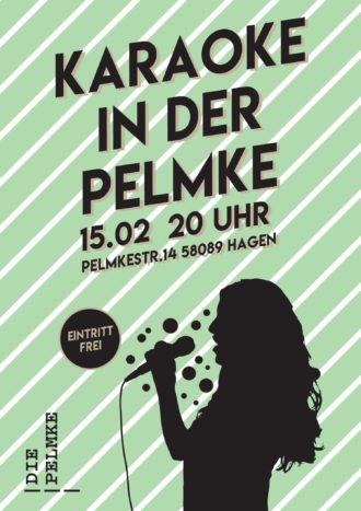 Karaoke in der Pelmke