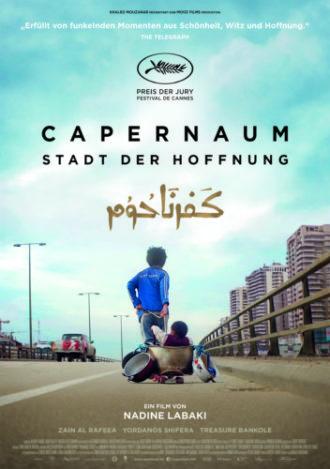 FÄLLT AUS !!! Capernaum – Stadt der Hoffnung (Kirchen und Kino)