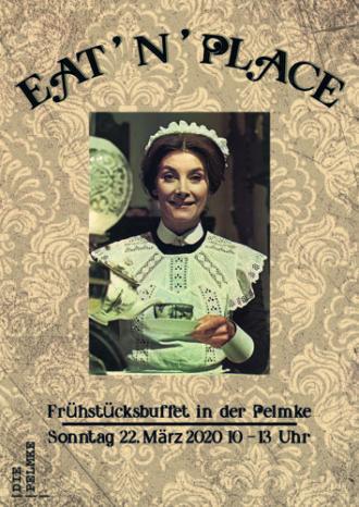 Eat 'n' Place Frühstücksbuffet – Udo Special